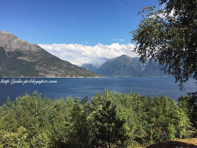 Хардангер, Норвегия, Утне