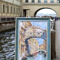 Венеция. Мост Вздохов