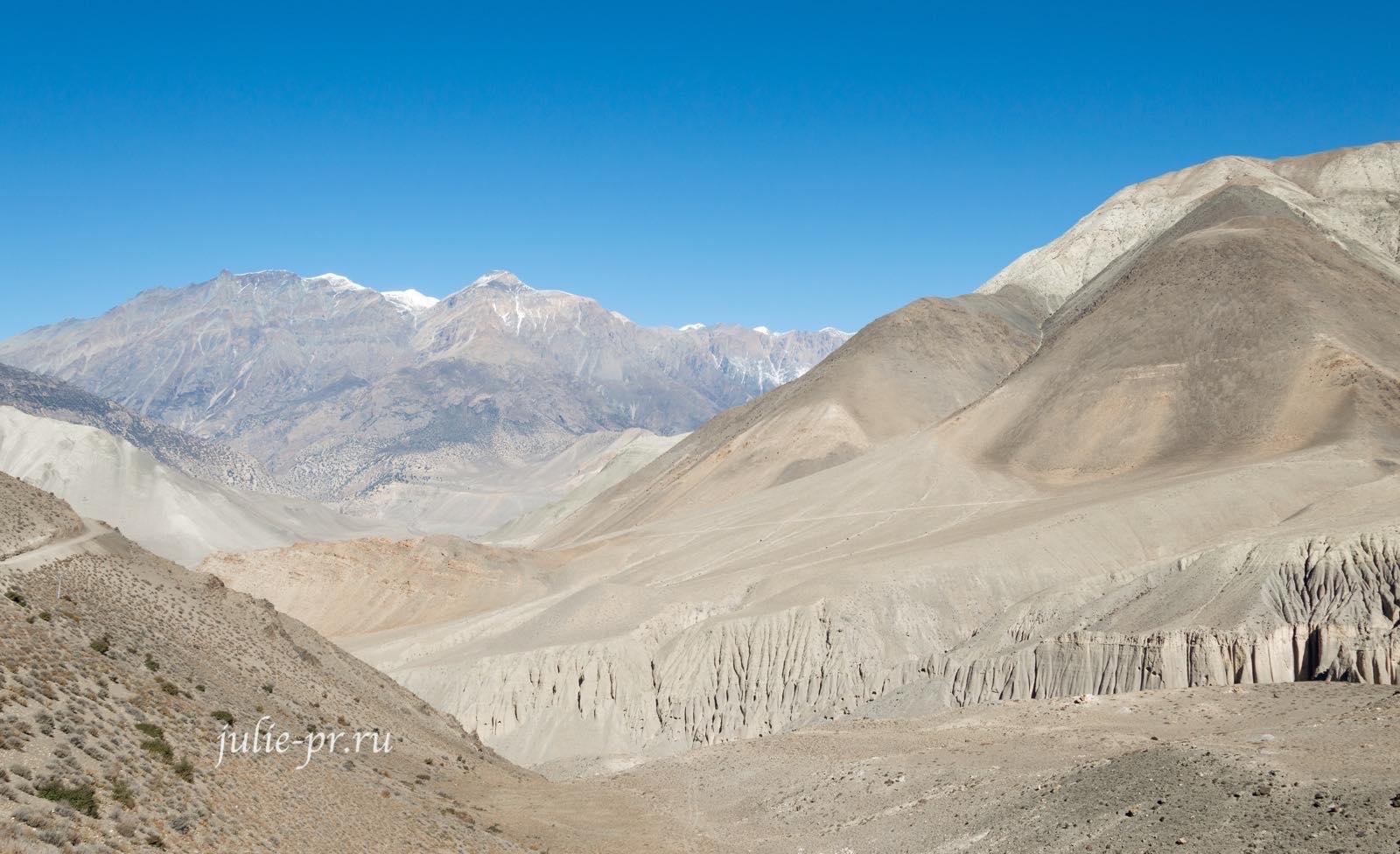 Непал, Трек вокруг Аннапурны, долина Муктинатх