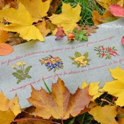 Le bonheur des dames – Frise d'automne