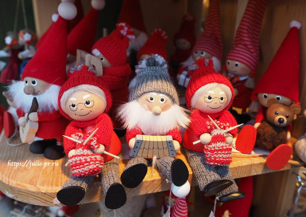 Таллин, Эстония, рождественская ярмарка