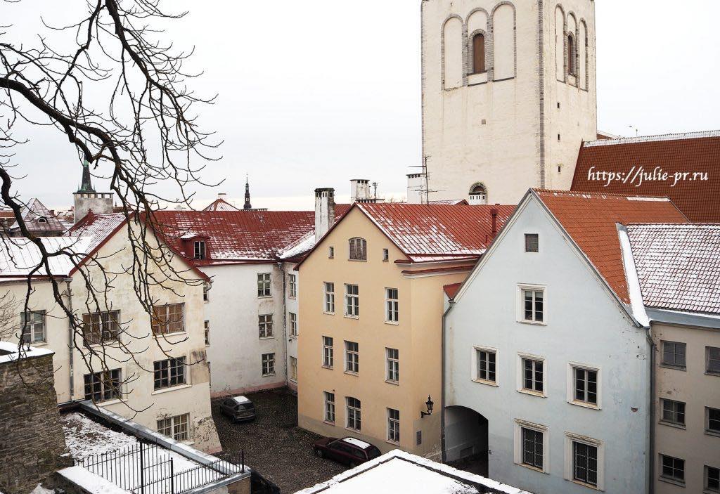 Таллин, Сад датского короля