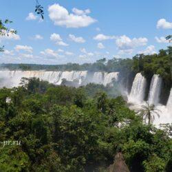Путешествие в Патагонию: 3. Колония и Игуасу