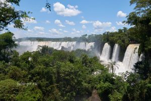 Аргентина, Игуасу, Водопады