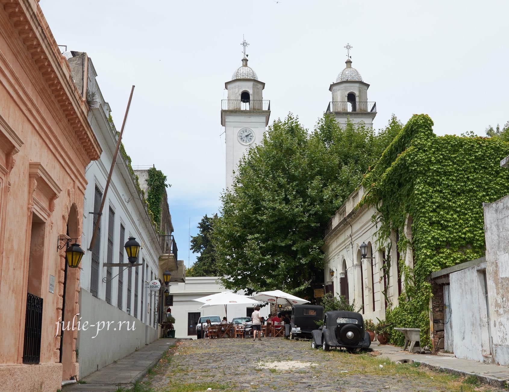 Уругвай, Колония-дель-Сакраменто, Базилика Святого Причастия