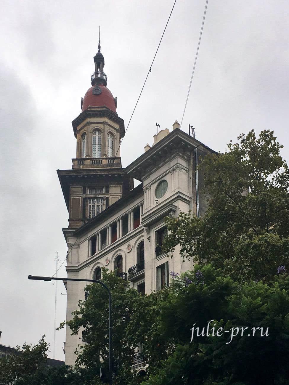 Аргентина, Буэнос-Айрес, Инмобилиария (дворец Хайнлайн)