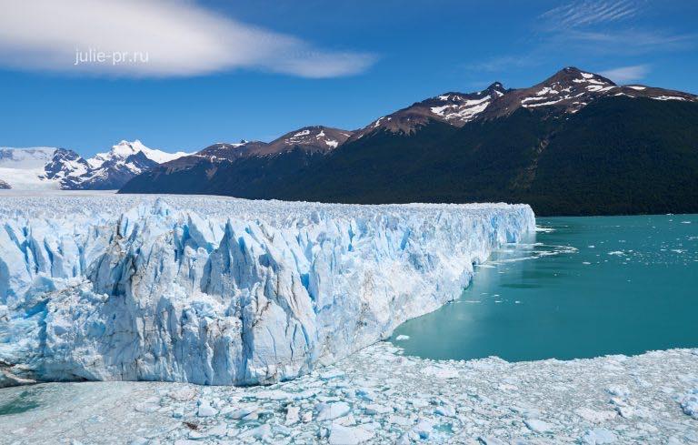 Путешествие в Патагонию: 4. Эль-Калафате и Перито-Морено