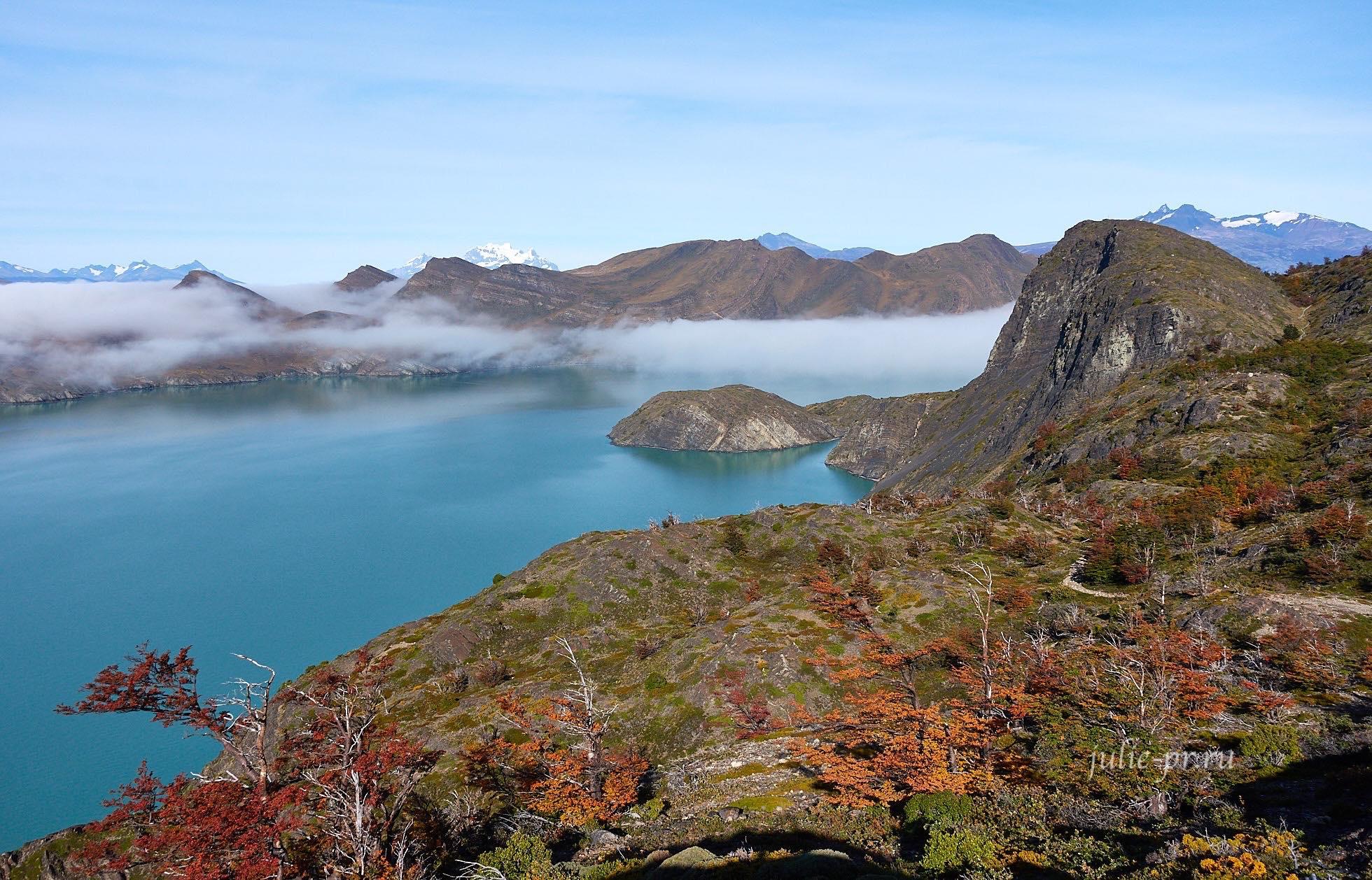 Путешествие в Патагонию: 9. Торрес-дель-Пайне (день 4)