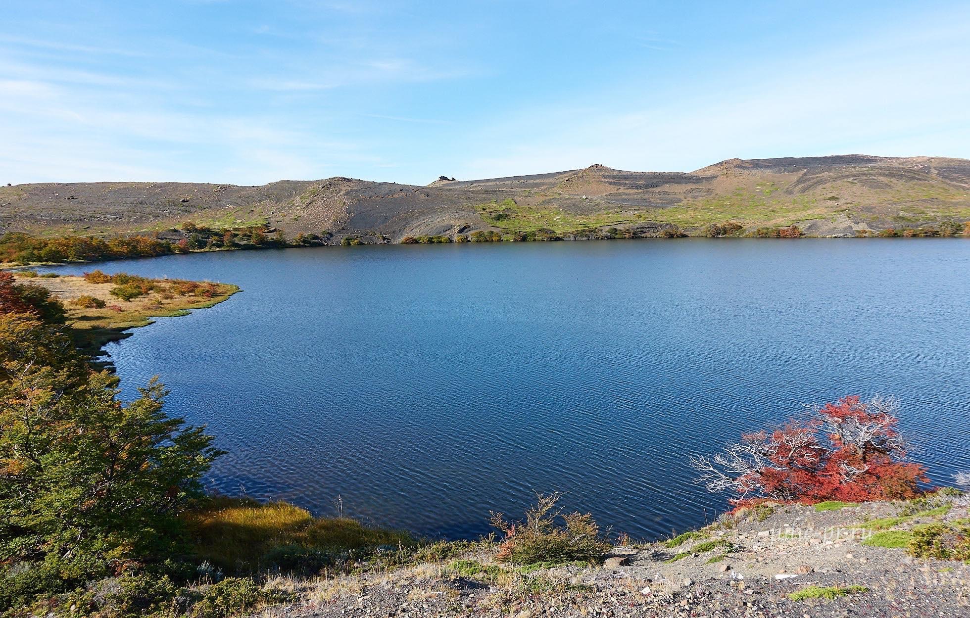 Чили, Патагония, Торрес-дель-Пайне, Laguna Inge