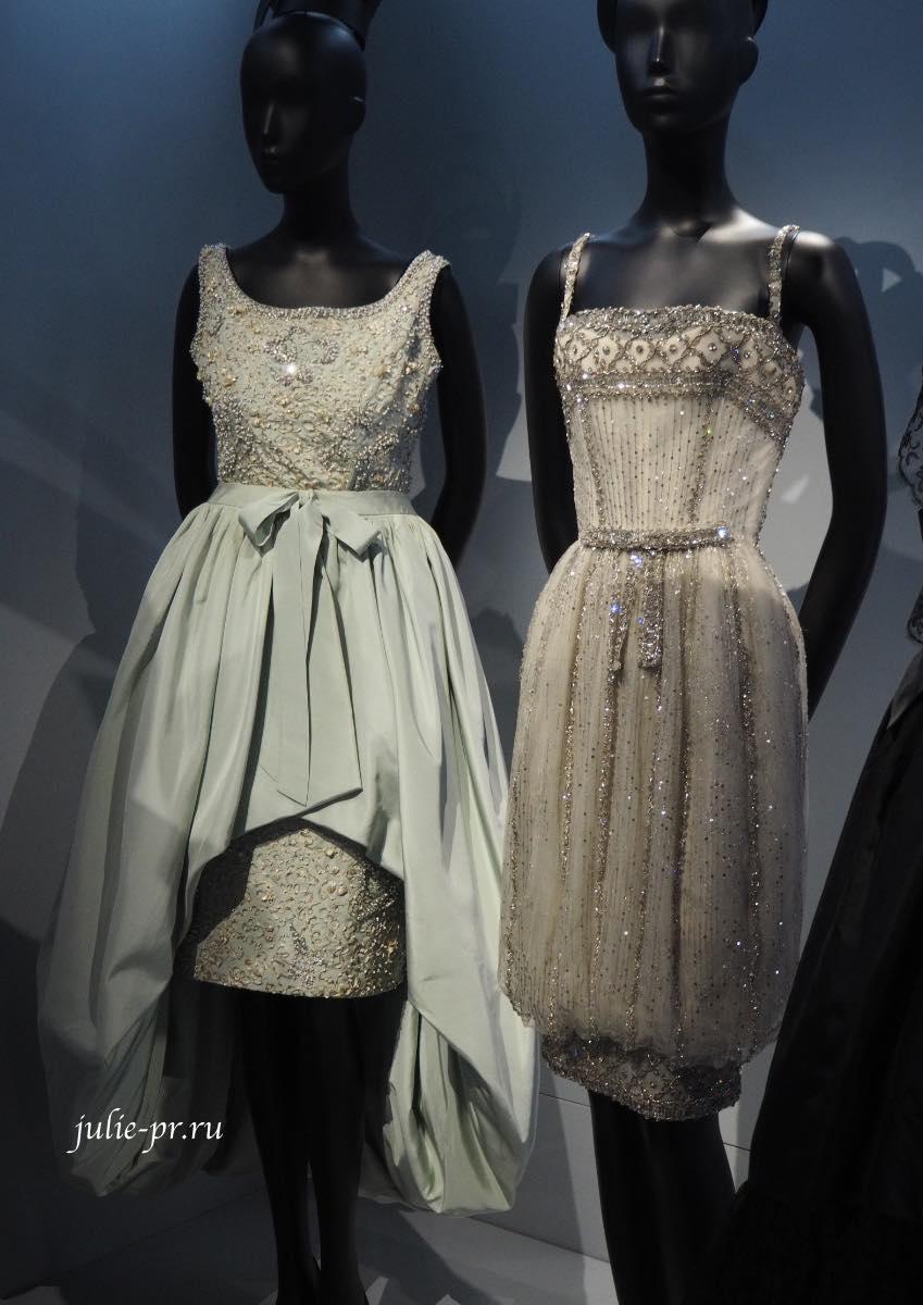 Платье Armide (Christian Dior осень/зима 1959 года), вышивка haute couture