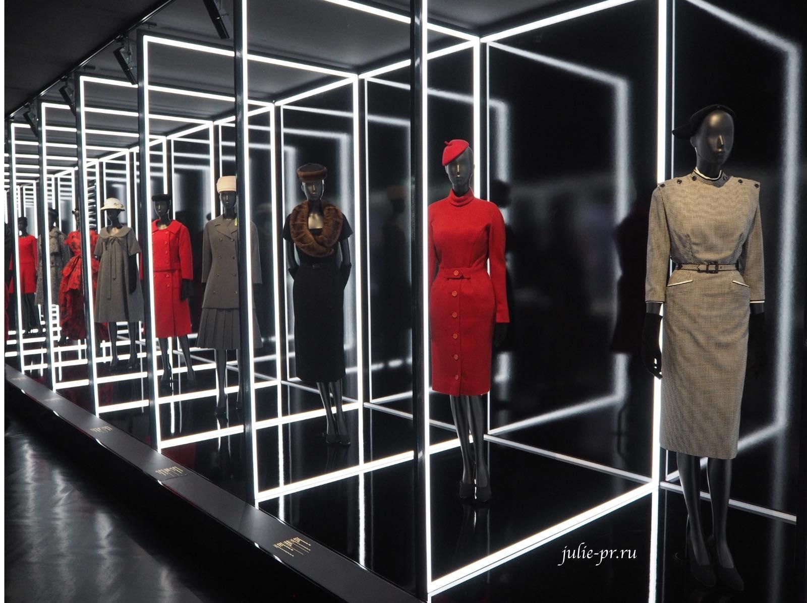Christian Dior, Выставка Christian Dior: Couturier du reve, Музей декоративного искусства, Париж