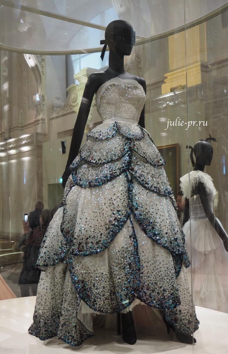Платье Junon / Юнона (Christian Dior haute couture осень/зима 1949)