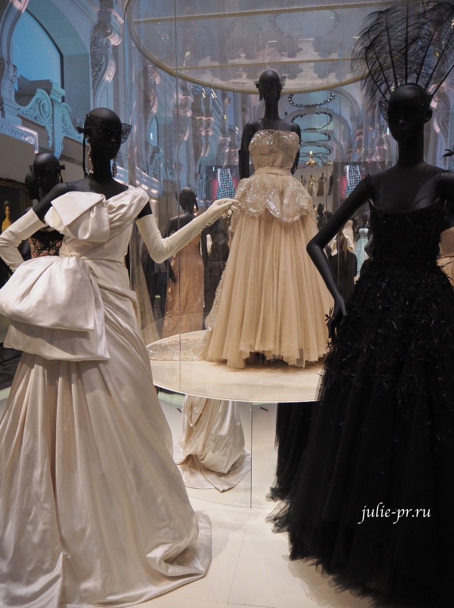 Платье Venus (Christian Dior осень/зима 1949)