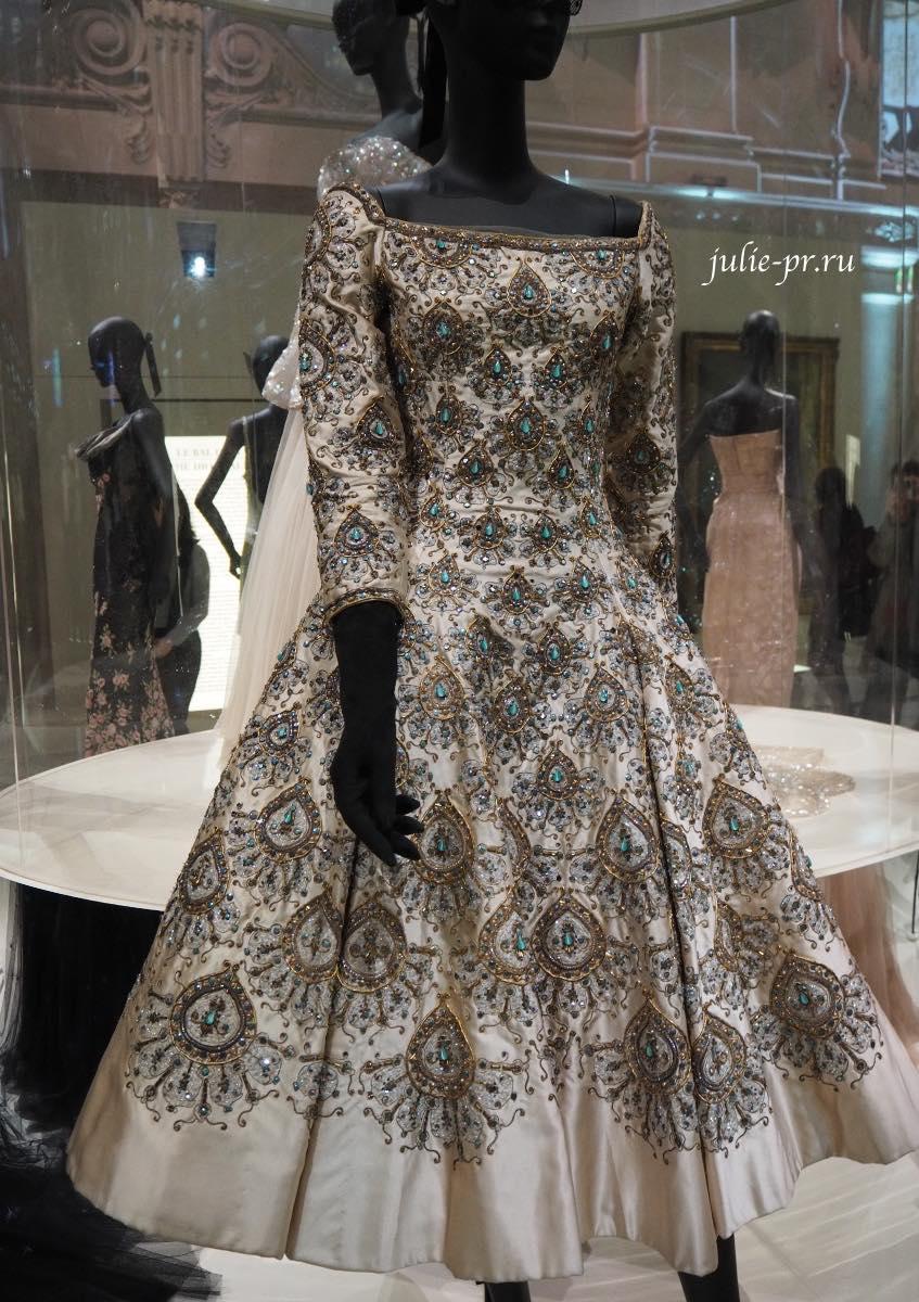 Soirée de Bagdad, Christian Dior, Fall /Winter 1955, haute couture