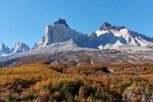 Чили, Патагония, Торрес-дель-Пайне, Французская долина (Valle Frances)