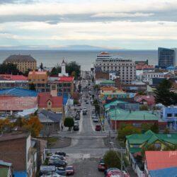 Путешествие в Патагонию: 11. Пунта-Аренас