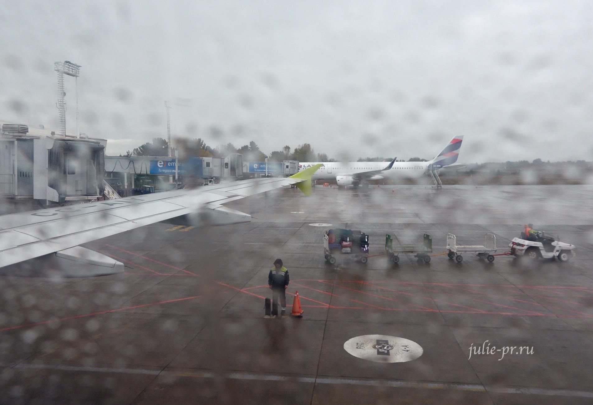 Чили, Пуэрто-Монт, Аэропорт