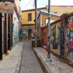 Путешествие в Патагонию: 12. Вальпараисо