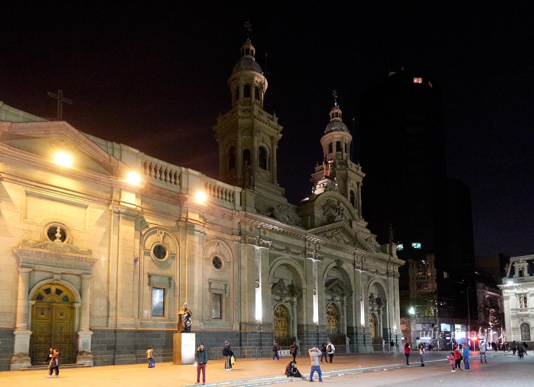 Чили, Сантьяго, Собор