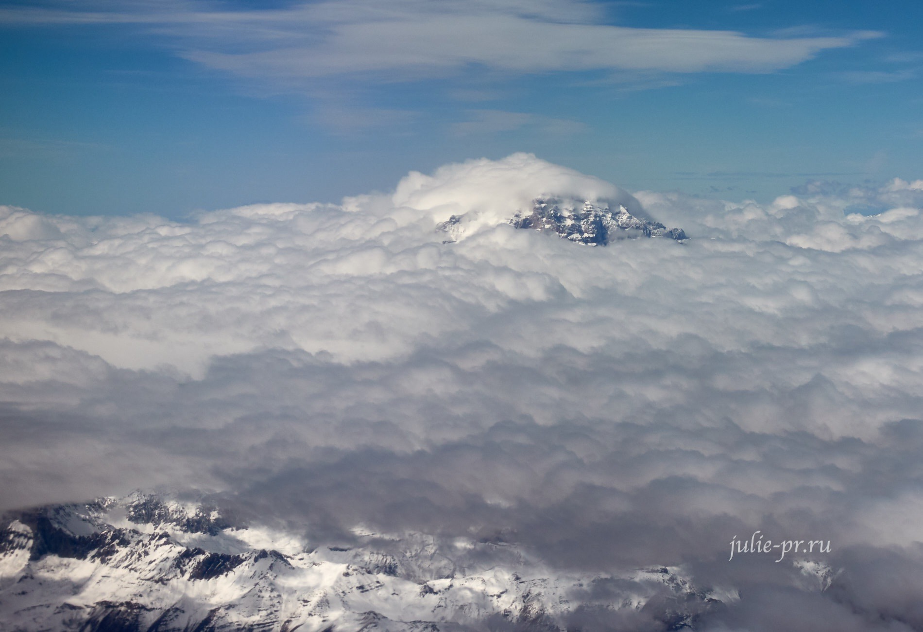 Анды, Гора Аконкагуа