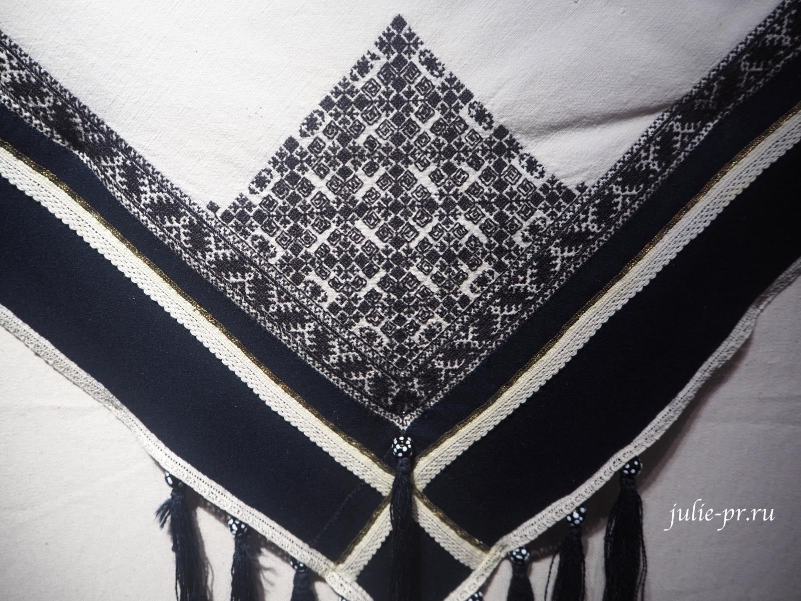 Змияньская вышивка