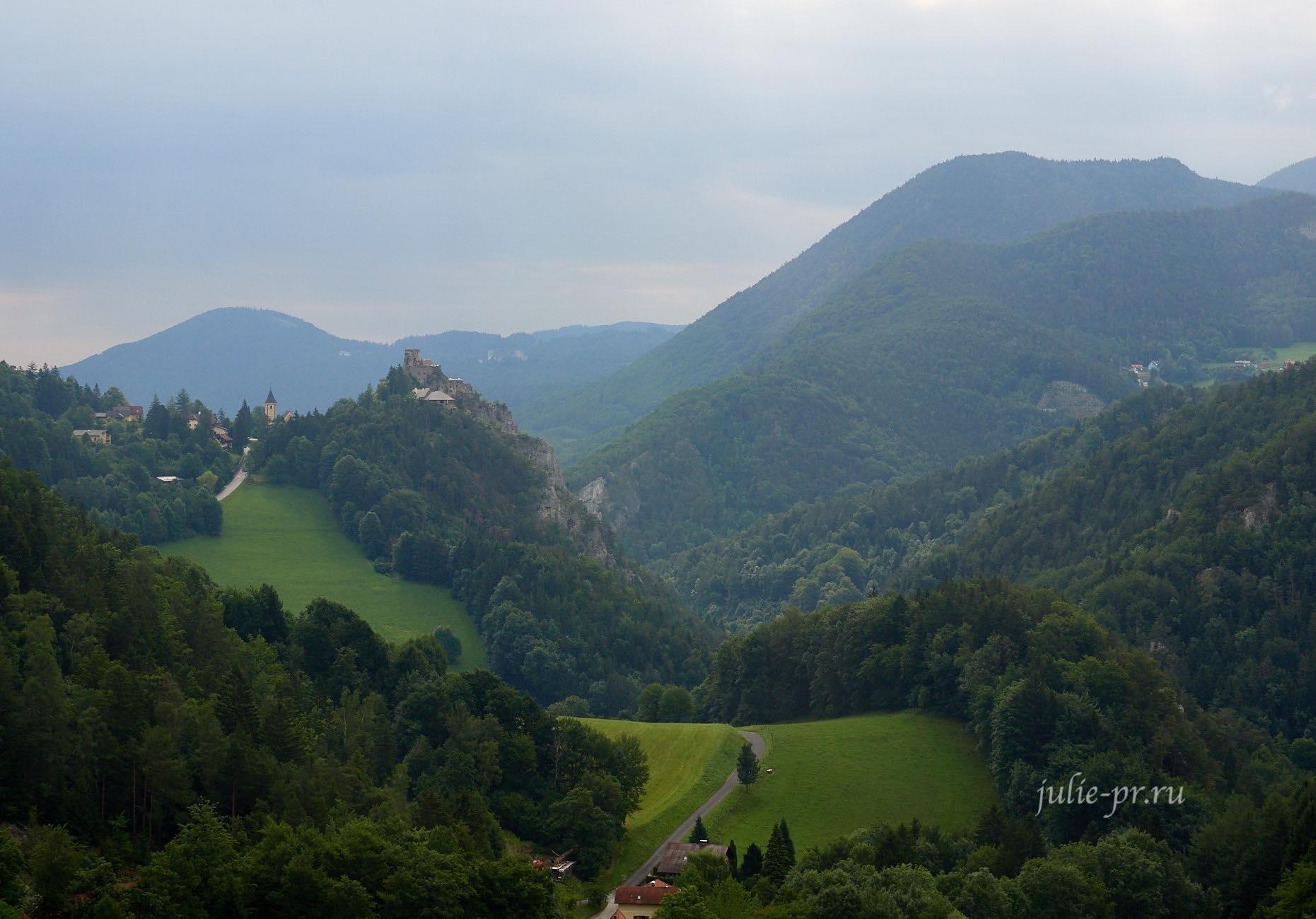 Австрия, замок