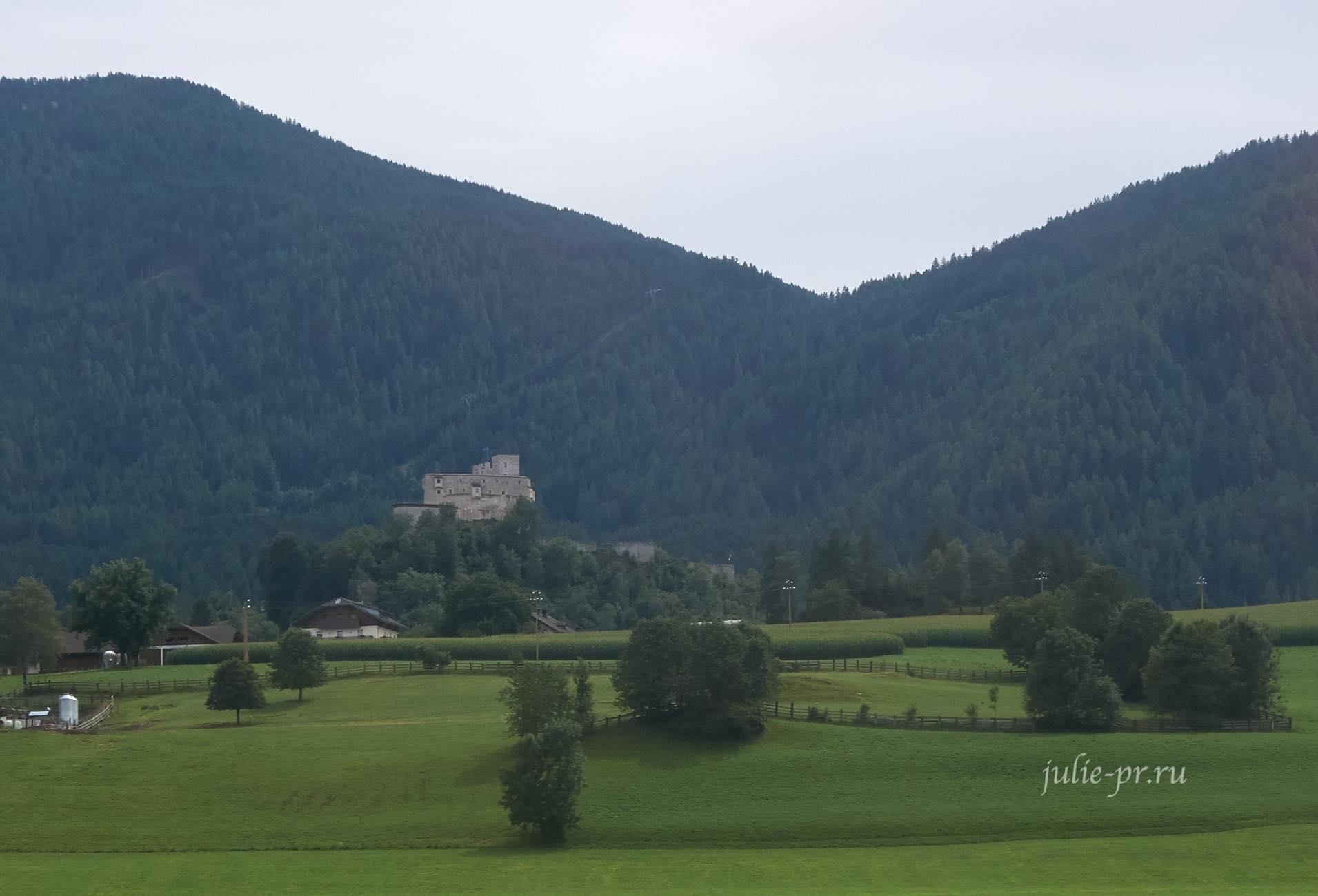 Италия, Альпы