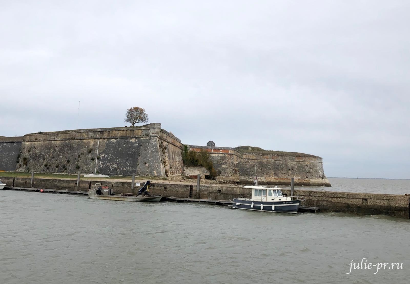 Chateau d'Oleron, Франция, Шато д'Олерон, остров Олерон