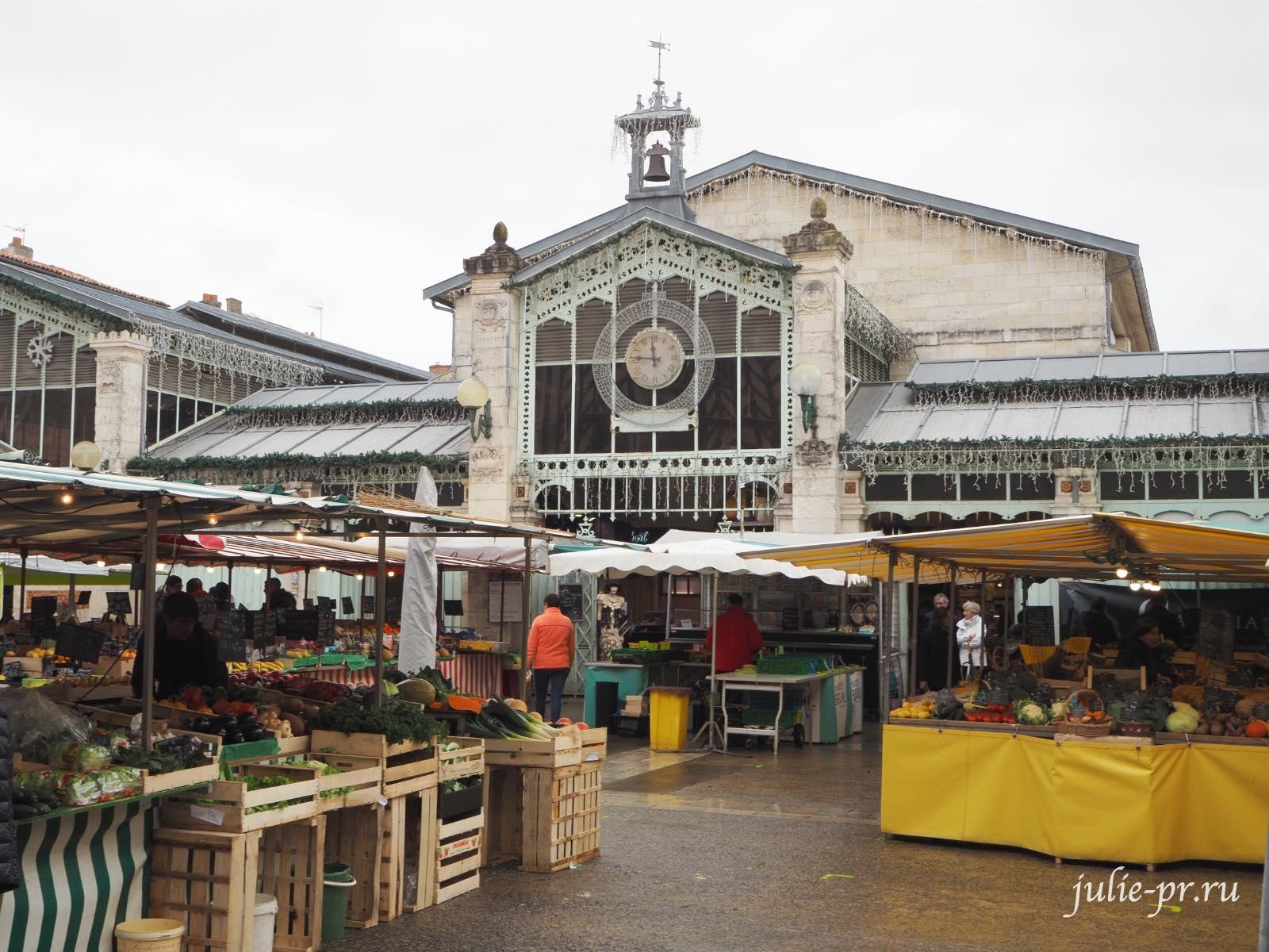 Ла-Рошель, Франция, рынок