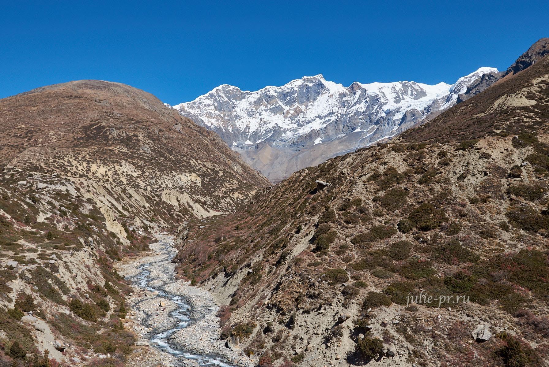Непал, Трек вокруг Аннапурны