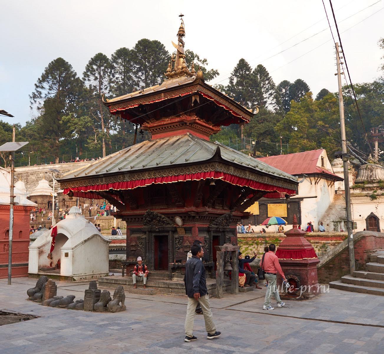 Непал, Катманду, Пашупатинатх