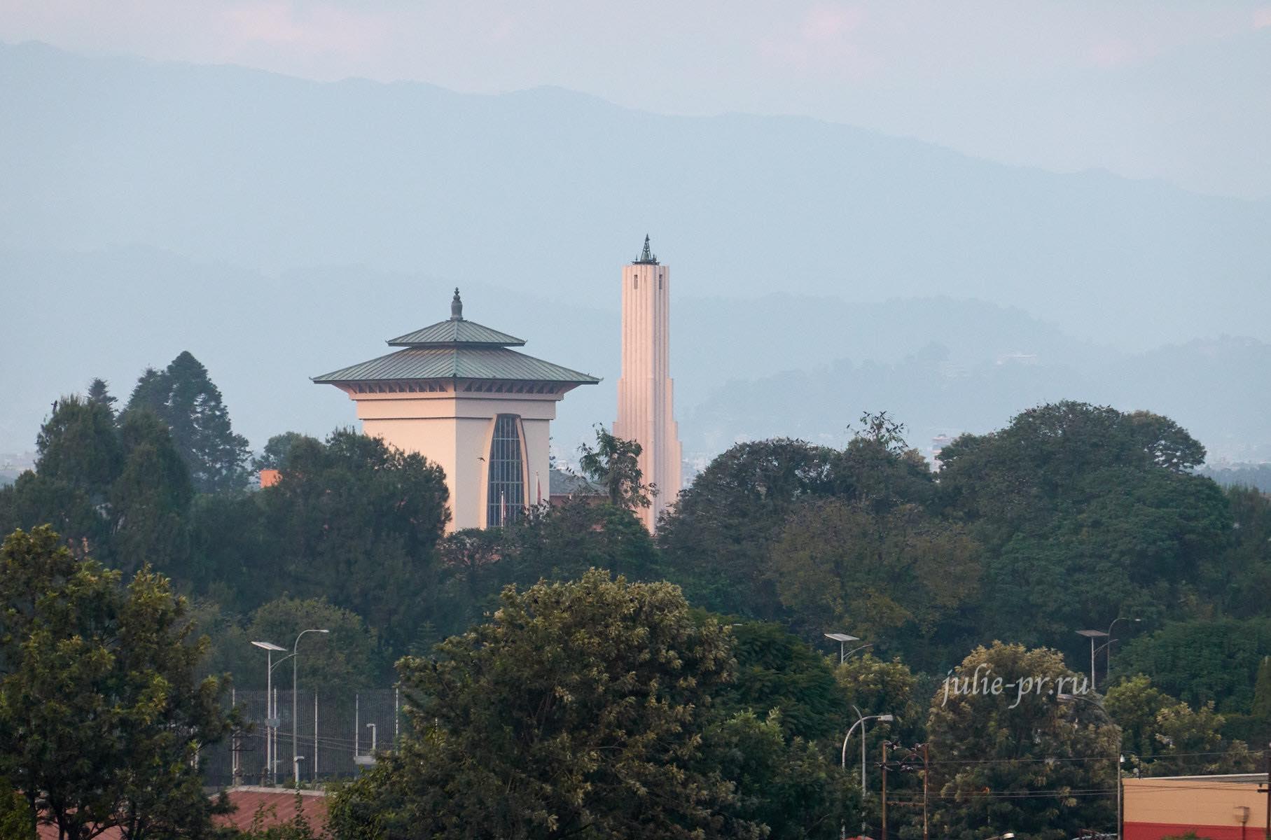 Непал, Катманду, Королевский дворец, Нараян-Хити