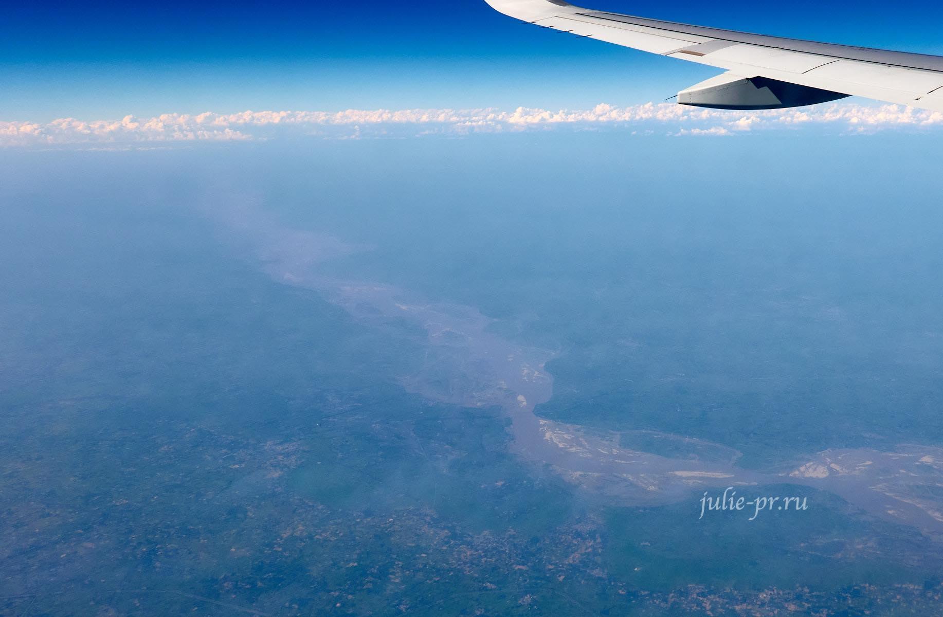 Индия, река Гхагхара