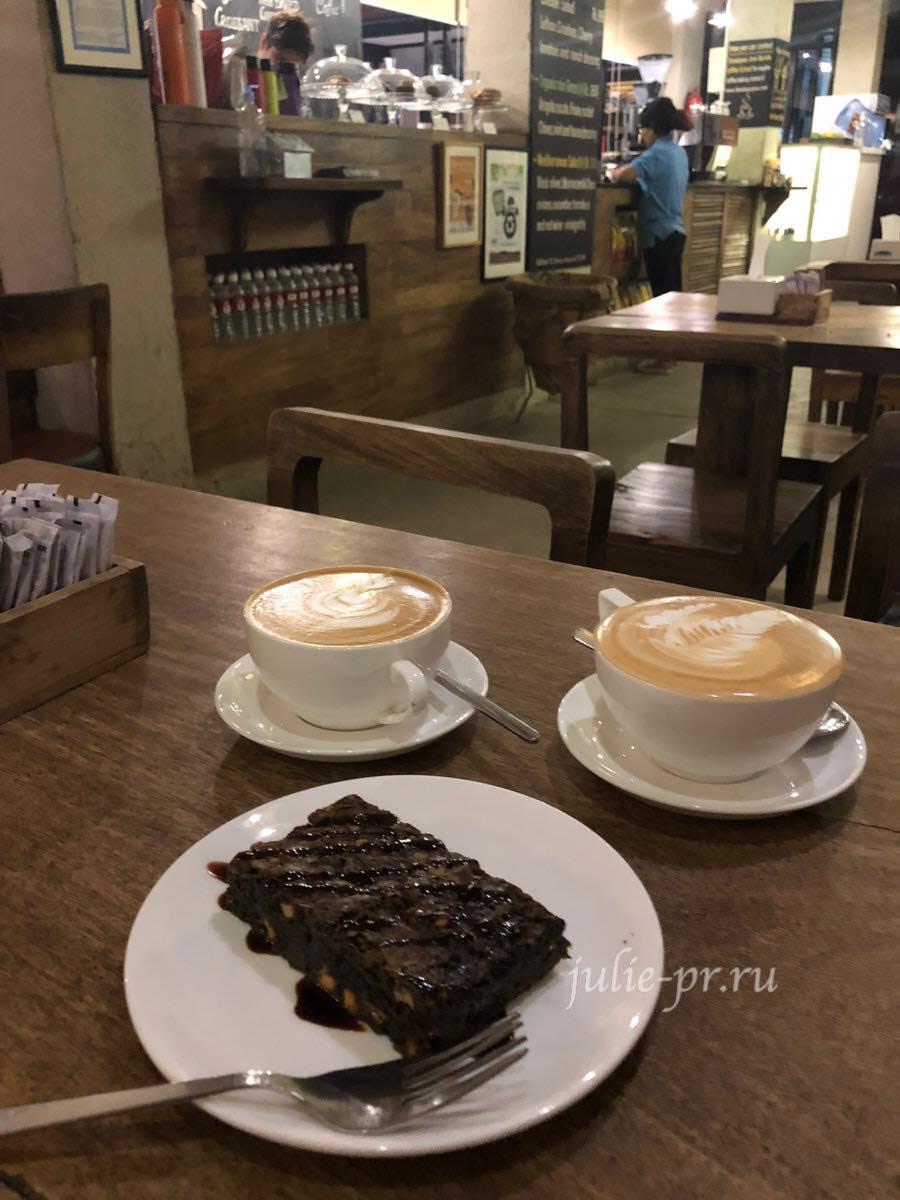 Непал, Катманду, кофе, кофейня Himalayan Java Coffee