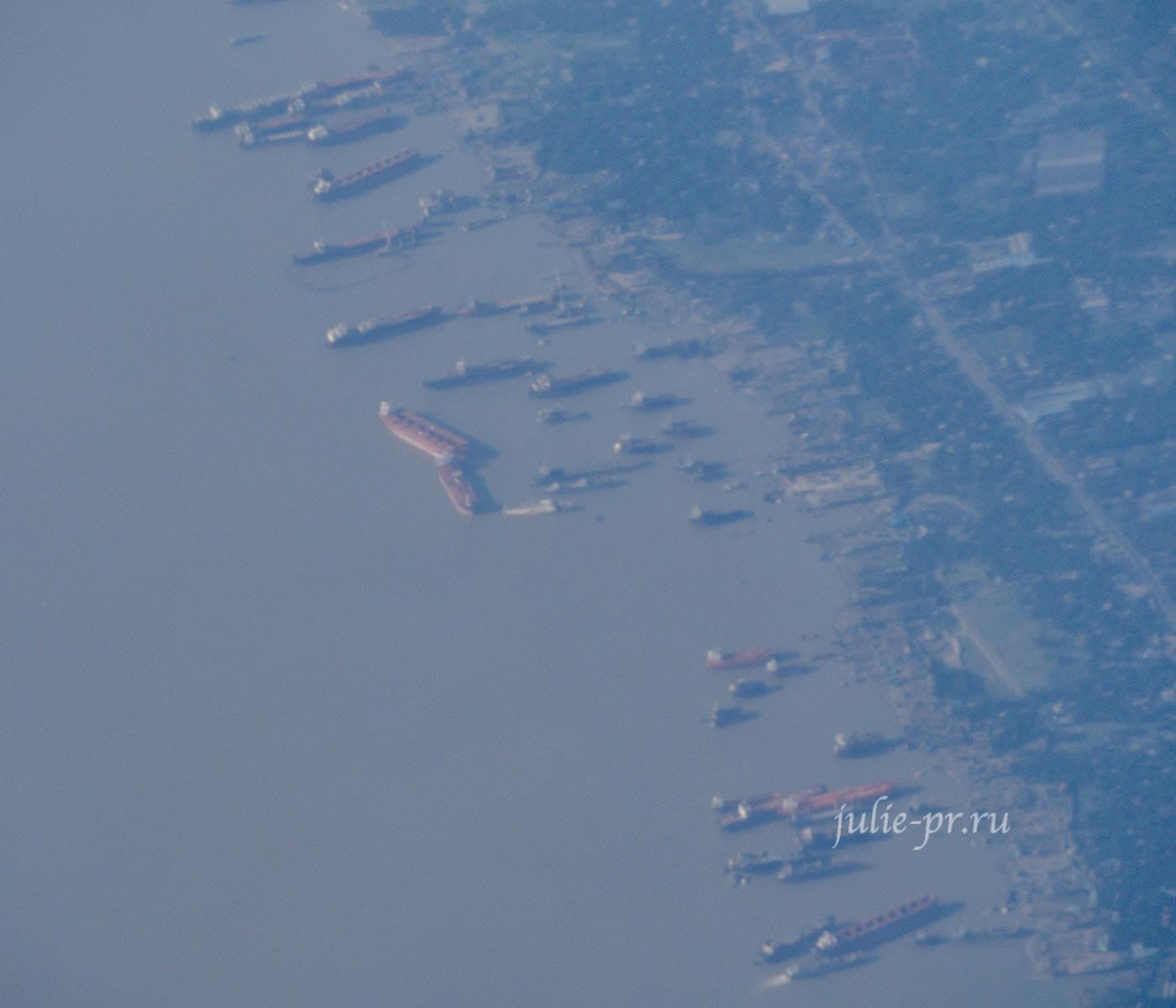 Бангладеш, Читтагонг, Кладбище кораблей