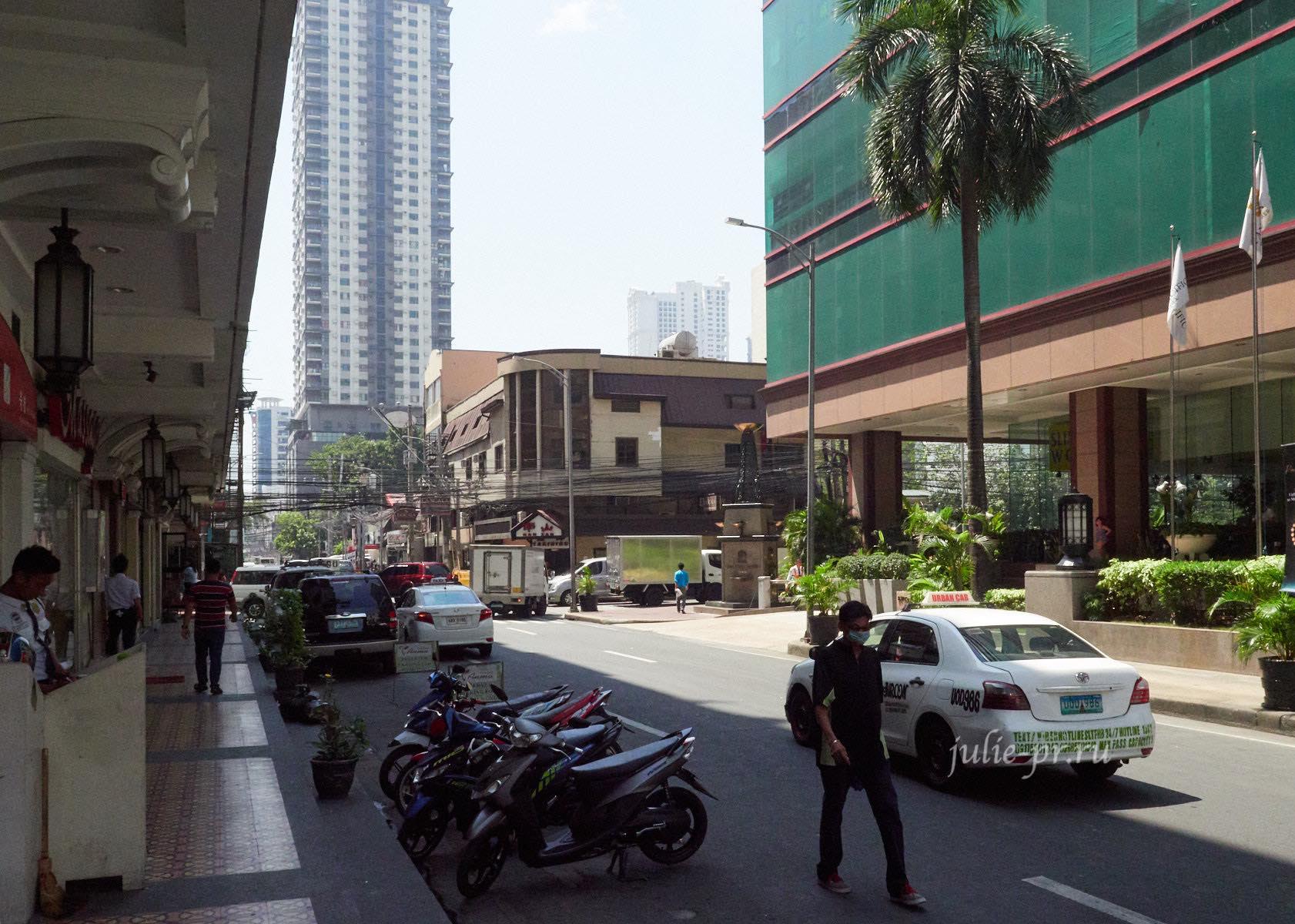 Филиппины, Манила, улицы