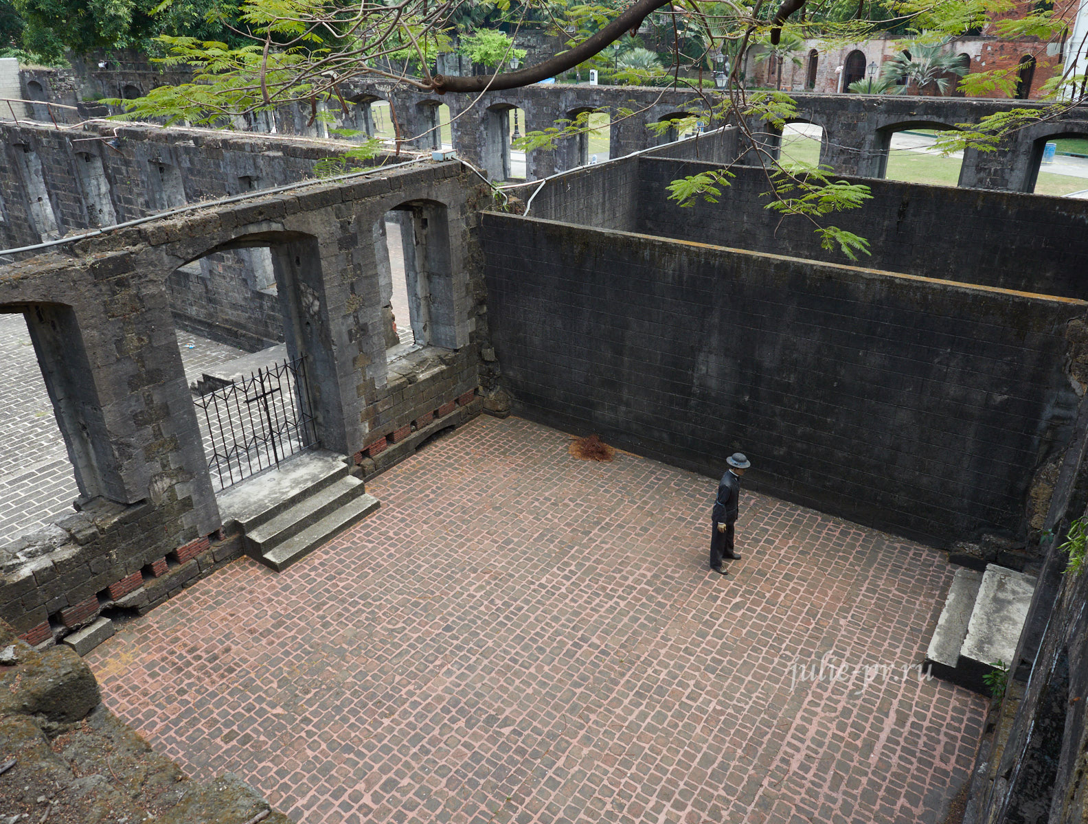 Филиппины, Манила, Intramuros, Fort Santiago