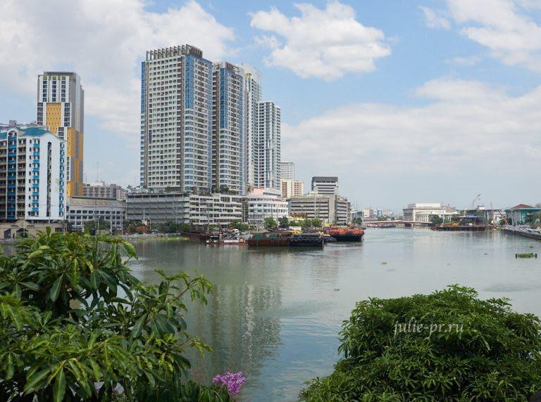 Филиппины. Острова Батанес: 1. Манила