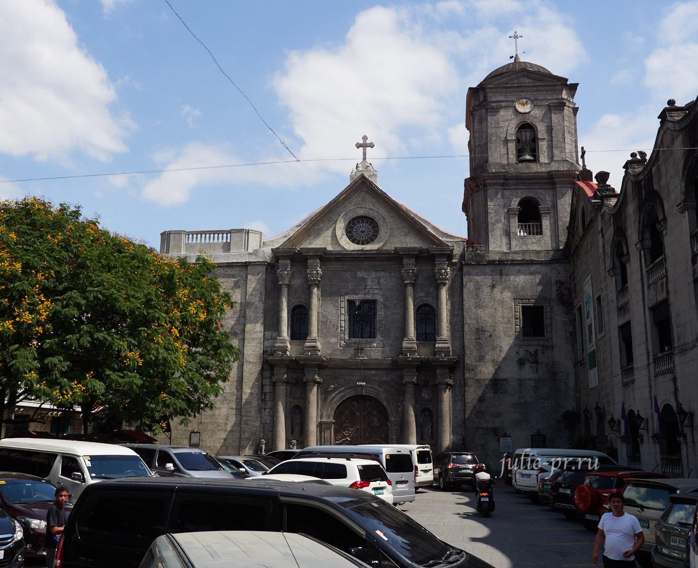 Филиппины, Манила, Intramuros, Simbahan ni San Agustin