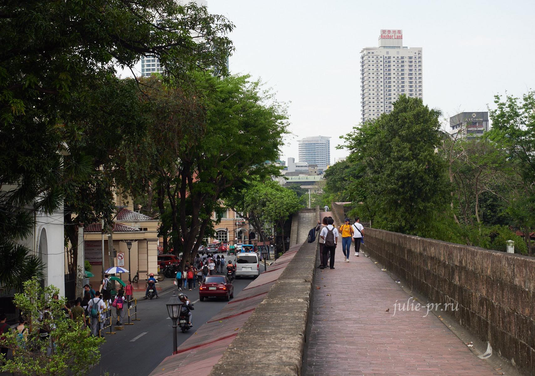 Манила, Интрамурос