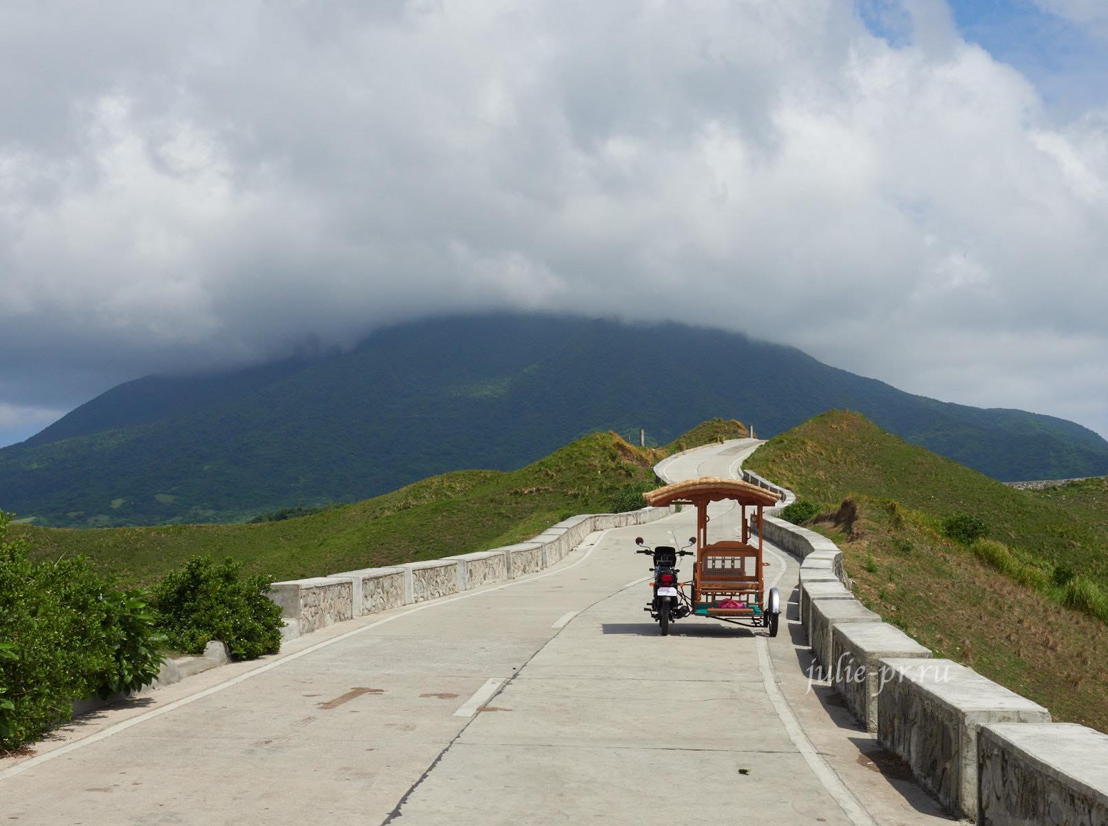 Филиппины, острова Батанес, трайсикл