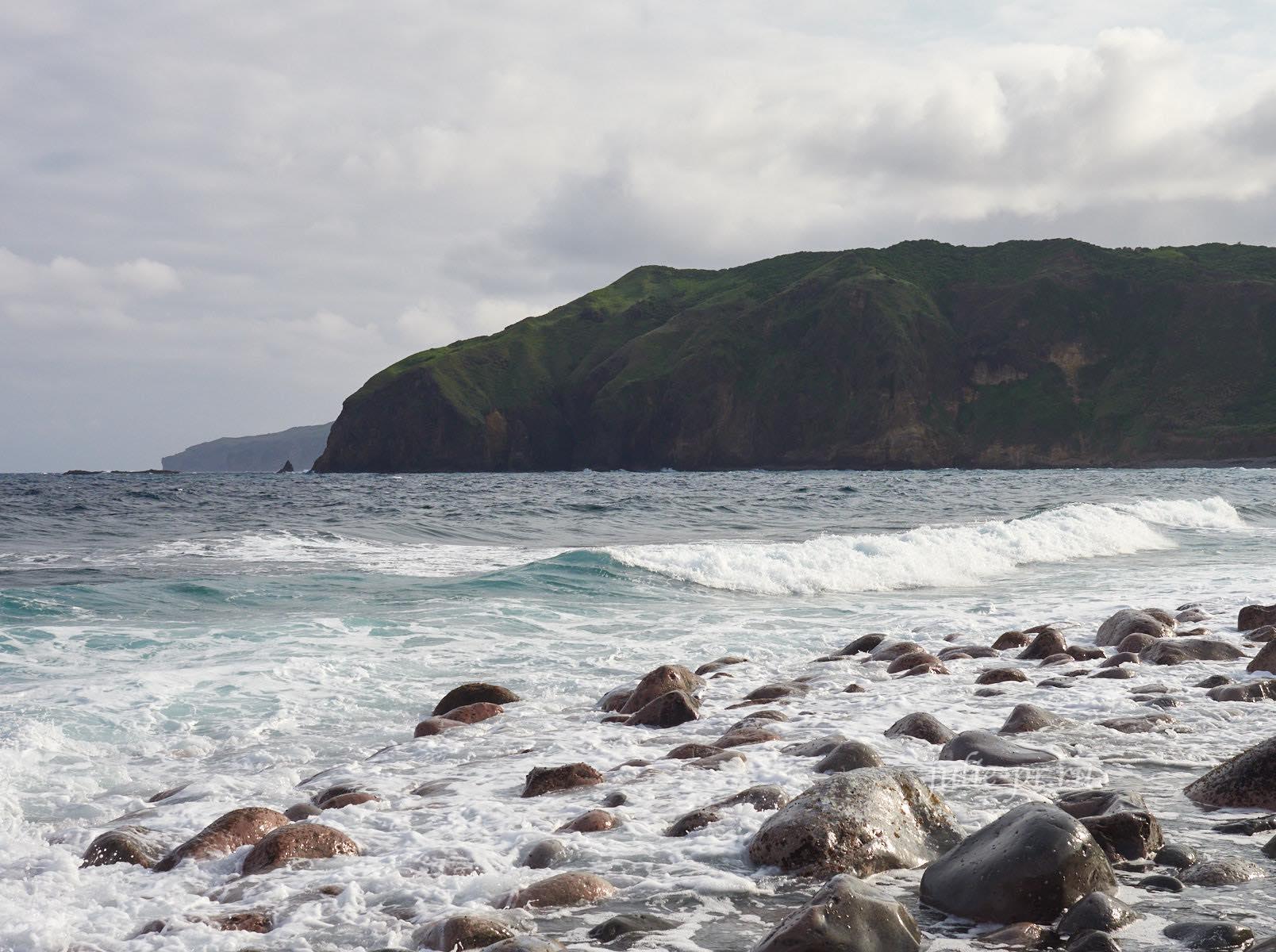 Филиппины, острова Батанес, Valugan Boulder Beach
