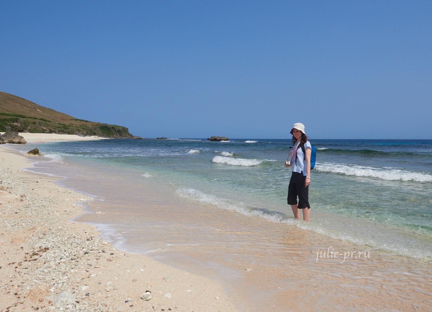 Филиппины, острова Батанес, Morong beach, Nakabuang