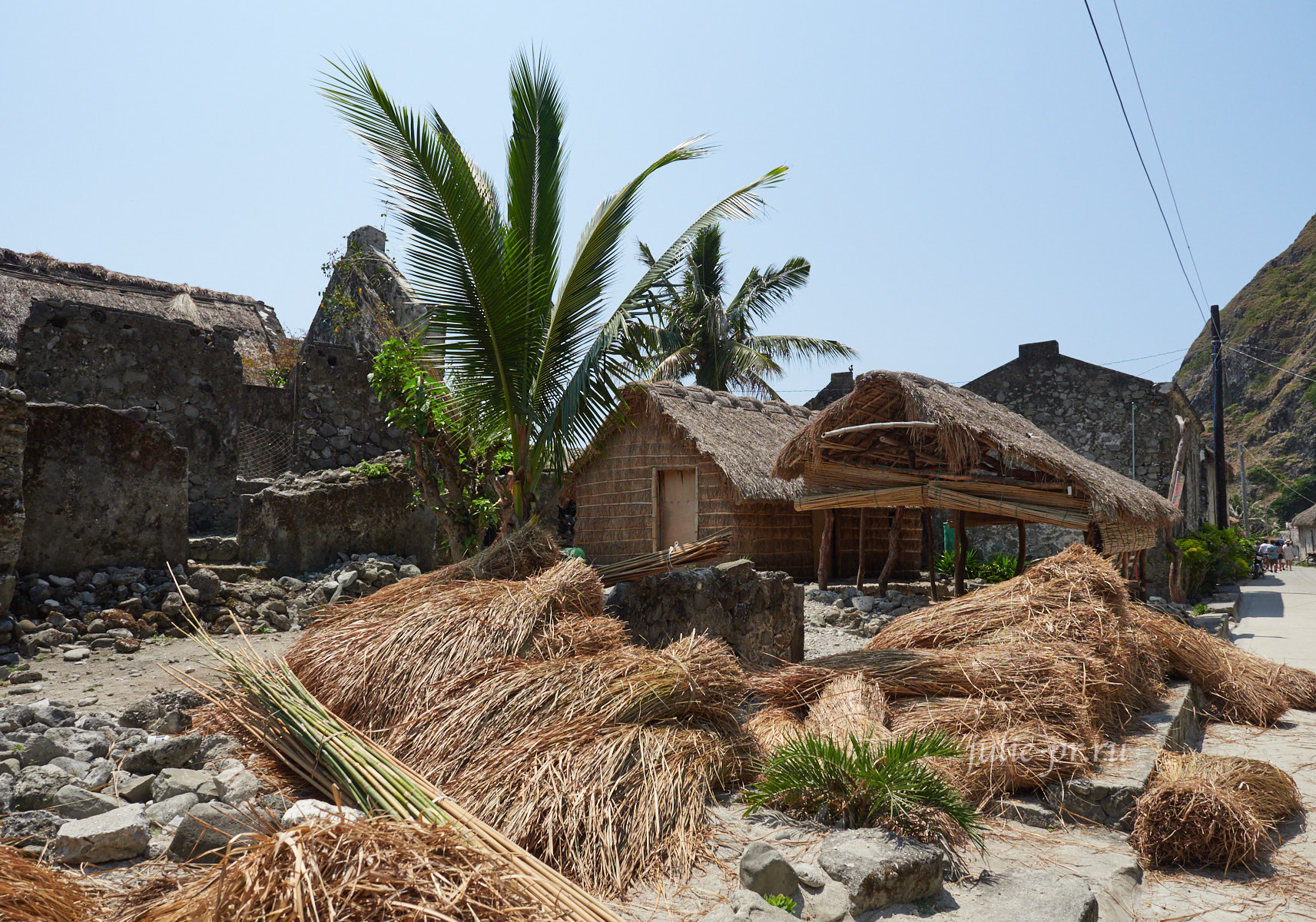Филиппины, острова Батанес, Chavayan village