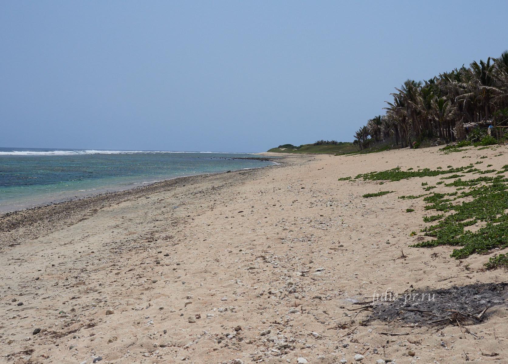 Филиппины, острова Батанес, пляж