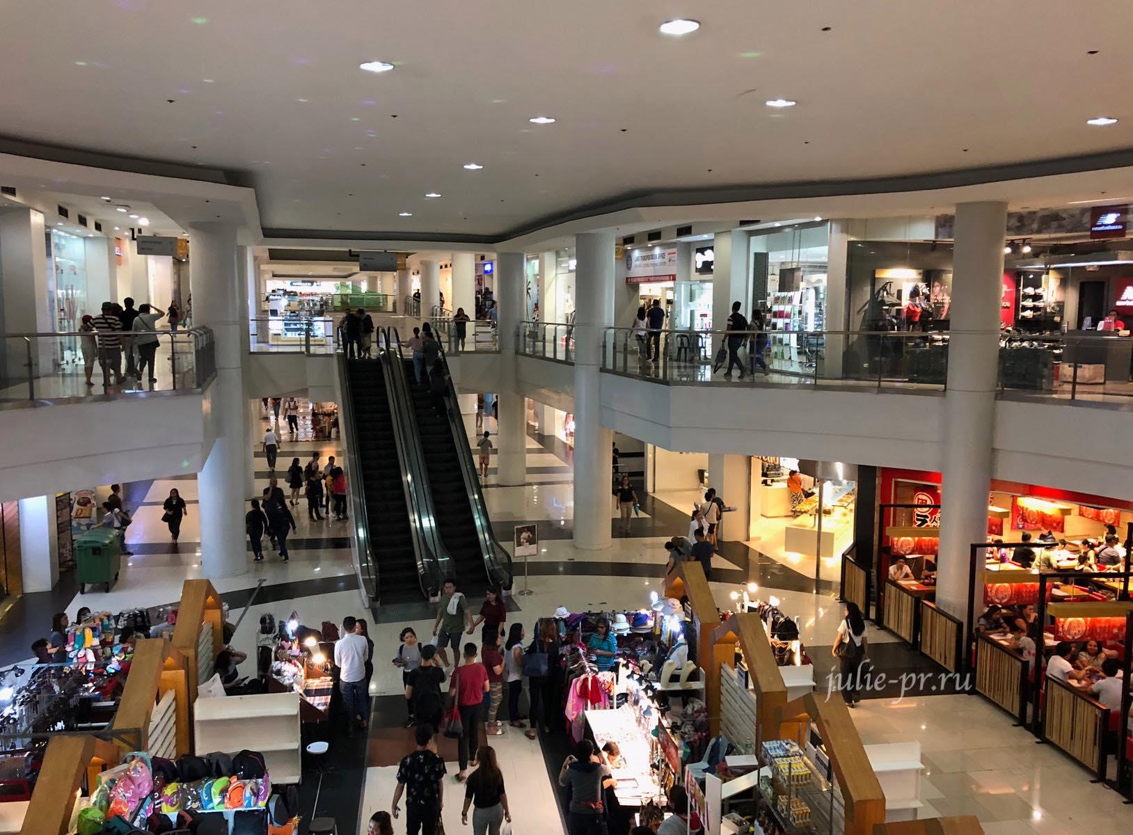 Филиппины, Манила, торговый центр
