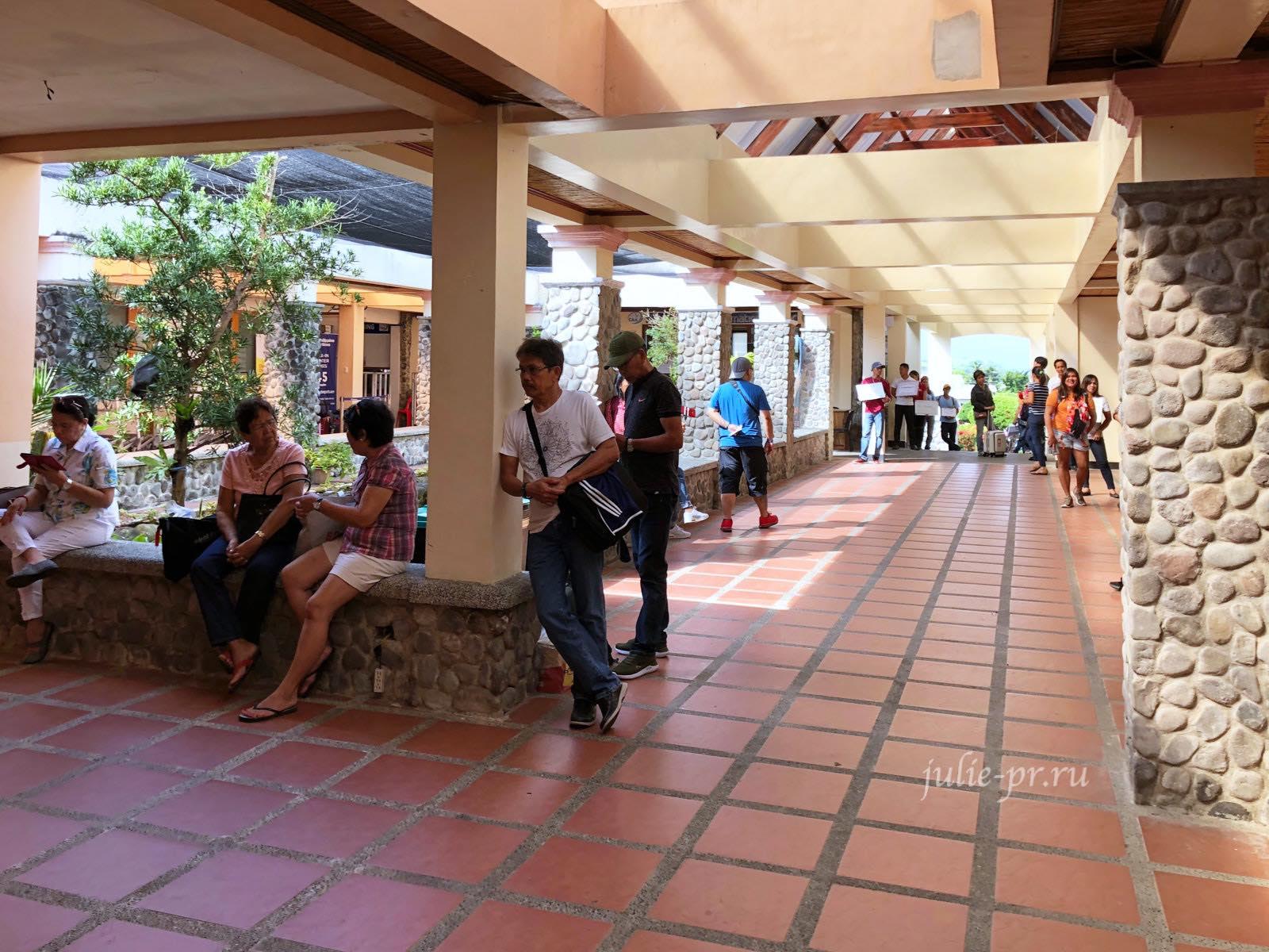 Филиппины, острова Батанес, аэропорт Баско
