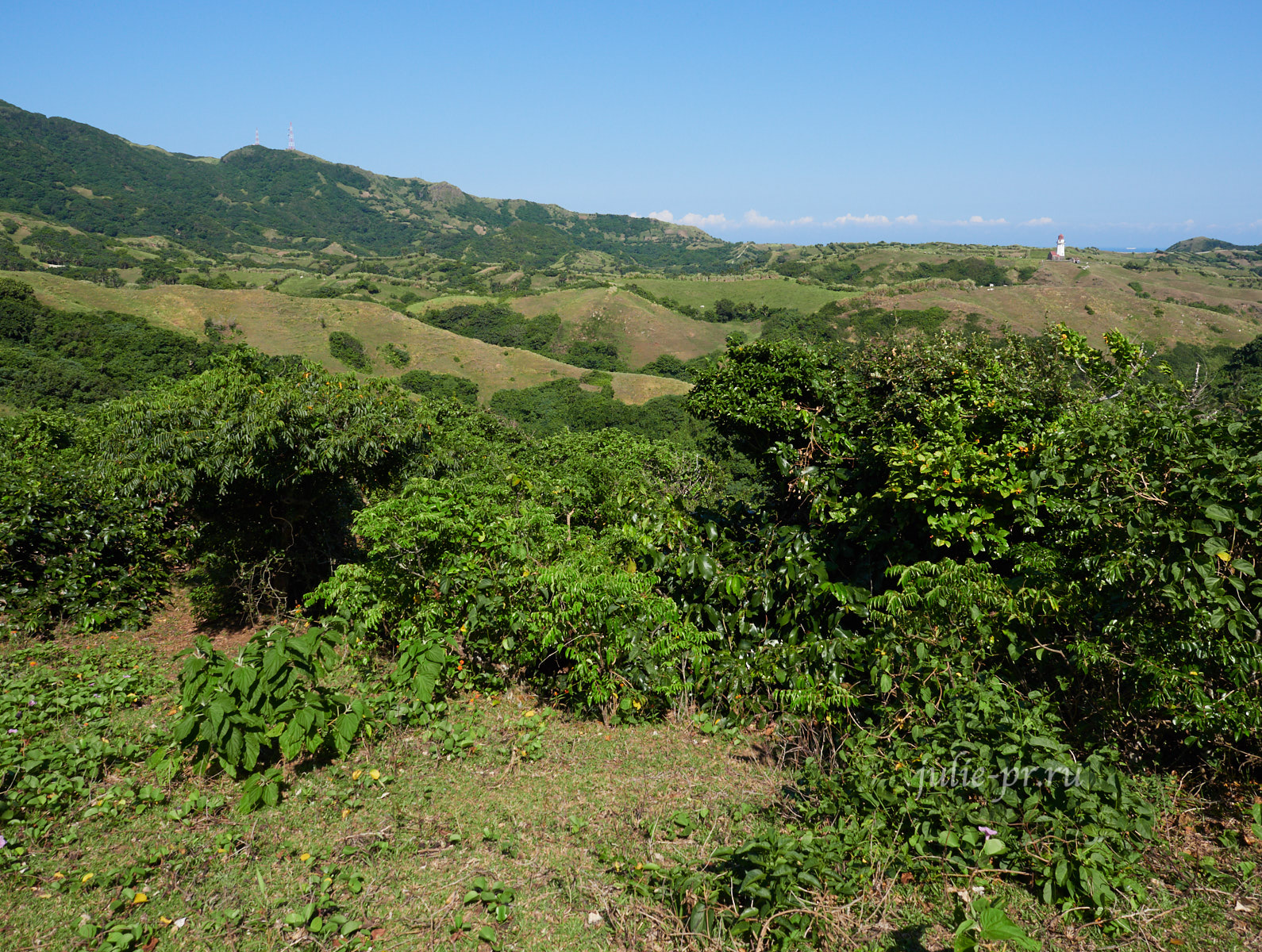 Филиппины, острова Батанес, Marlboro Hills