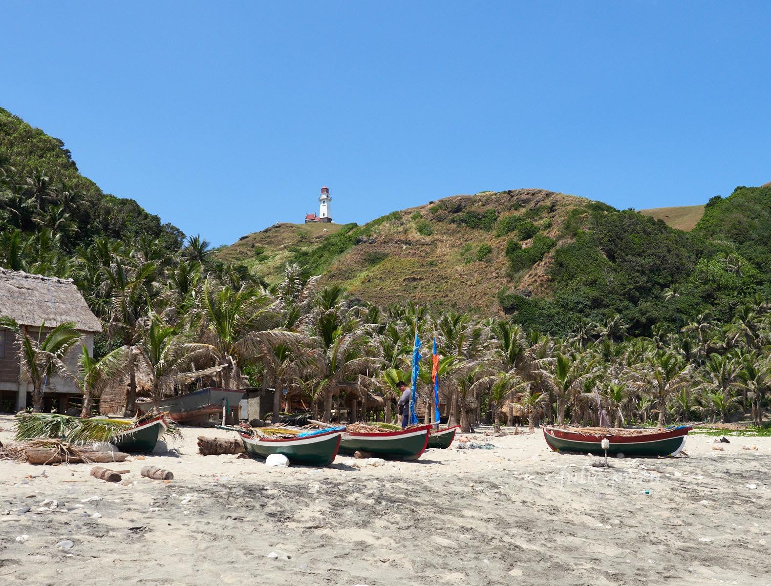Филиппины, острова Батанес, Diura beach