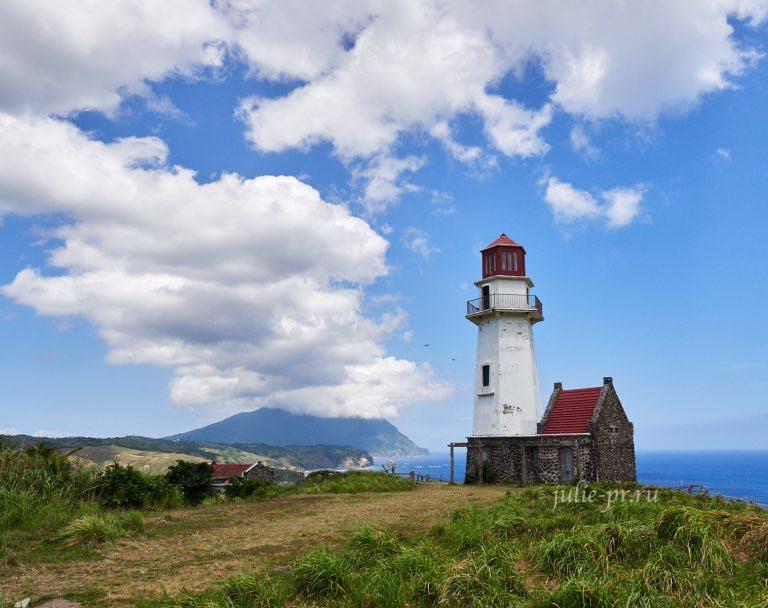 Поездка на острова Батанес: 4. Остров Батан, центр
